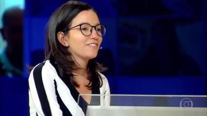Ana Carolina conta que fez uma vaquinha para conseguir bancar seu primeiro ano do mestrado