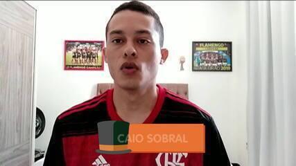 Caio Sobral dá cinco dicas de jogador para escalar na 8ª rodada