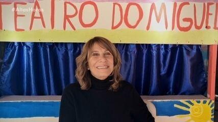 Renata Sorrah fala sobre seu trabalho na novela Vale Tudo