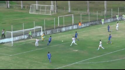 Os gols de Real Noroeste 3 x 1 Aquidauanense, pela Série D do Campeonato Brasileiro 2020