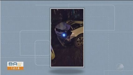 Batida entre uma moto e um carro deixa uma pessoa morta na BR-415, em Itabuna