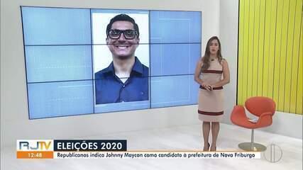 Republicanos oficializa candidatura de Johnny Maycon à Prefeitura de Nova Friburgo