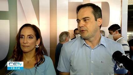 Pros lança candidatura do Capitão Wagner à Prefeitura de Fortaleza