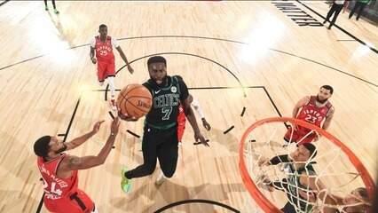 Melhores momentos de Boston Celtics 111 x 89 Toronto Raptors pela NBA