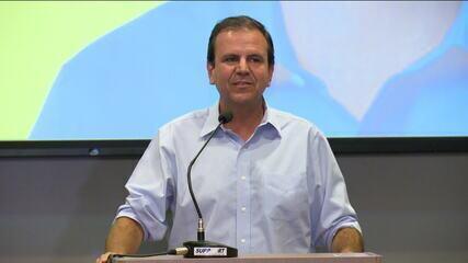RJ: MP denuncia ex-prefeito do Rio Eduardo Paes por corrupção
