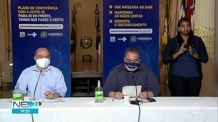 Pernambuco faz apelo para que pais vacinem filhos