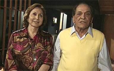 Aracy Balabanian e Lucio Mauro atuaram juntos em 'Casos e Acasos' e viveram um casal