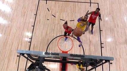 Melhores momentos: Los Angeles Lakers 110 x 100 Houston Rockets pelas semifinais do Oeste da NBA