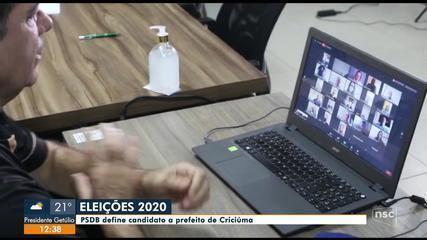 Clésio Salvaro concorre à reeleição em Criciúma pelo PSDB