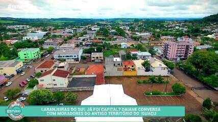 Você sabia que já existiu um estado brasileiro entre o Paraná e Santa Catarina? Entenda a história