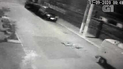 Imagens mostram marido tentando matar a própria mulher atropelada em São  João de Meriti, na Baixada Fluminense | Rio de Janeiro | G1