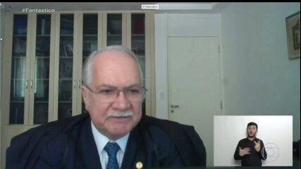 Fachin envia a Fux relatório sobre as ações da Operação Lava Jato