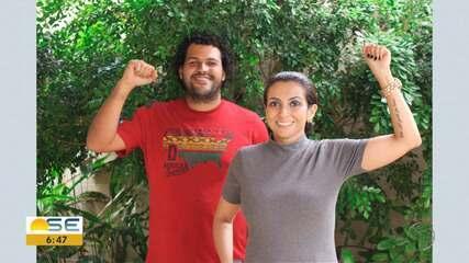 PSOL formaliza candidatura de Alexis Pedrão à Prefeitura de Aracaju