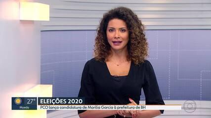 Marília Garcia Domingues é candidata do PCO à prefeitura de Belo Horizonte