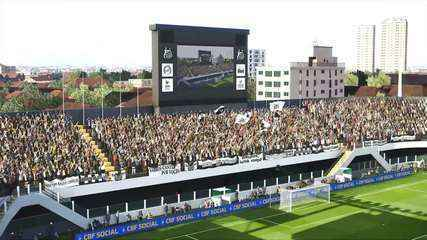 Veja os estádios brasileiros no eFootball PES 21