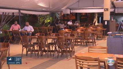 GDF autoriza volta de shows, ao vivo, nos bares e restaurantes