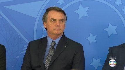 Bolsonaro sugere que Congresso derrube o seu próprio veto ao perdão de dívidas de igrejas