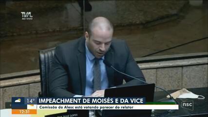 Processo de impeachment: Comissão vota parecer do relator nesta terça-feira