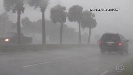 Mais um furacão se forma no Oceano Atlântico
