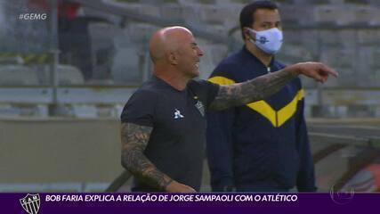 Jorge Sampaoli não para de cobrar reforços no Atlético
