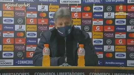 Grêmio não joga bem, perde por 2 a 0 e se complica na Libertadores