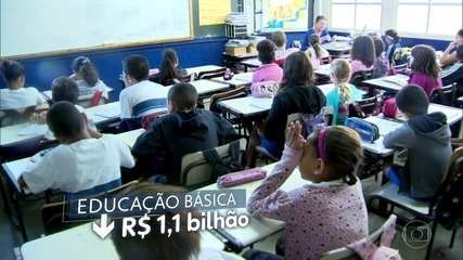 Ministério da Educação pode perder mais de R$ 1,5 bilhão do orçamento de 2020