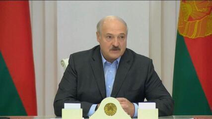 União Europeia não reconhecerá novo mandato de Lukashenko
