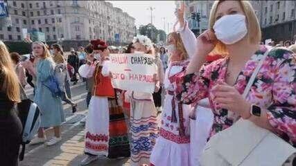 Conselho de Direitos Humanos da ONU discute repressão contra protestos em Belarus