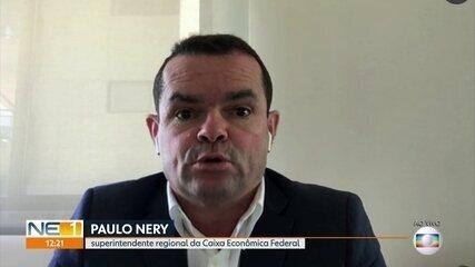 Superintendente da Caixa tira dúvidas sobre novas parcelas do auxílio emergencial