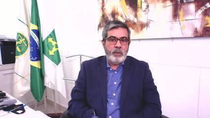 Presidente da Associação de Médicos Peritos: 'Não é questão política, é sanitária'
