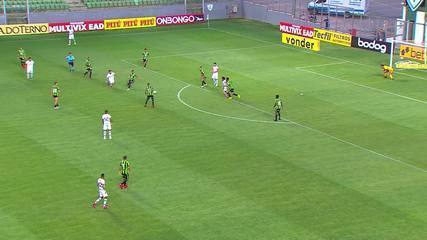 Melhores momentos de América-MG 0 x 1 Figueirense, pela Série B do Campeonato Brasileiro