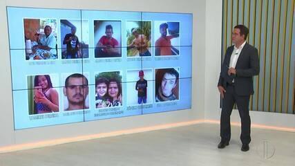 Acidente deixa 12 mortos na BR-365; vítimas são veladas no Norte de Minas