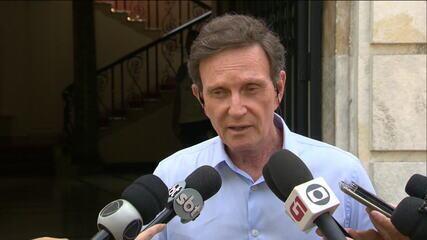 Com 6 votos a favor, TRE-RJ suspende julgamento da inelegibilidade de Marcelo Crivella
