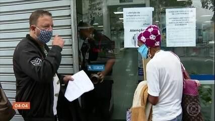 Médicos peritos devem voltar ao trabalho em 87 agências do INSS