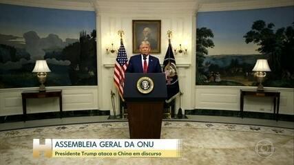 Além de Bolsonaro, mais de 30 chefes de estado devem discursar na Assembleia Geral da ONU