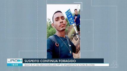Motorista de Corolla envolvido em racha que matou ciclista em Porto Velho segue foragido