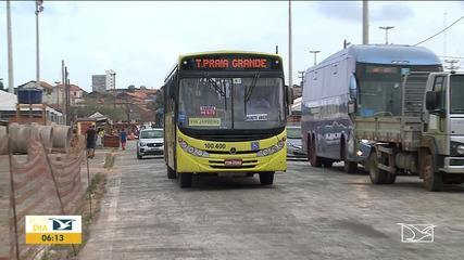 SSP define medidas para combater assaltos a ônibus na Grande São Luís