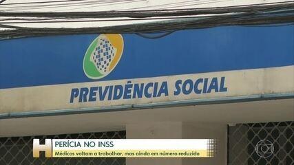 Filas e falta de médicos: população ainda encontra dificuldades no atendimendo do INSS