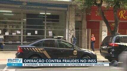 INSS: operação da Polícia Federal desarticula fraudes na previdência social