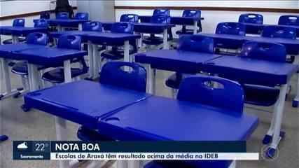Avaliação de escolas de Araxá e Uberaba no Ideb supera expectativas