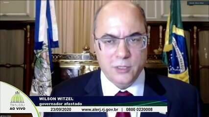 Para Waldvogel, Wilson Witzel deveria renunciar