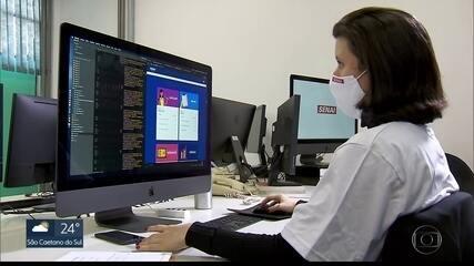 Aumenta procura por cursos gratuitos e técnicos no Senai
