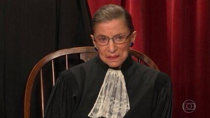 Morte de juíza da suprema corte americana complica ainda mais a corrida eleitoral nos EUA