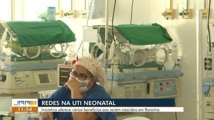 Redes na UTI Neonatal de RR