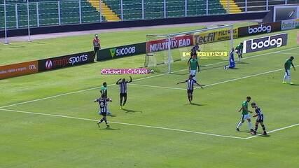 Os gols de Figueirense 2 x 2 Guarani pela 11ª rodada do Brasileirão Série B