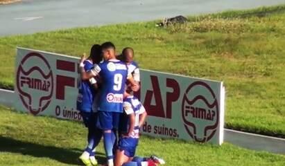 Os gols de Santos-AP 0 x 4 Altos pela segunda rodada da Série D do Brasileiro