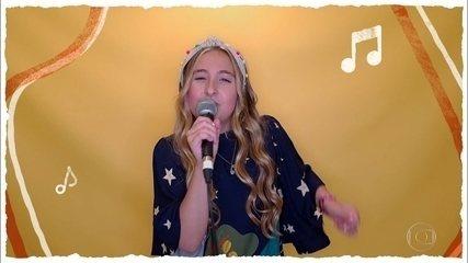 """Sophia Marie canta """"Happy"""""""