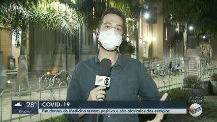 Alunos de medicina são afastados de estágio após teste positivo para Covid em Araraquara