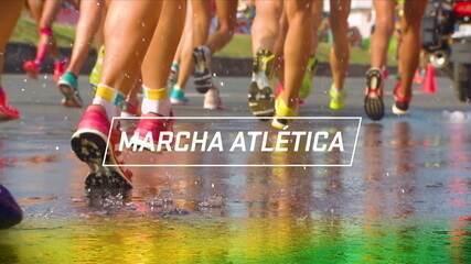 Diário do Time Brasil: Erica Sena, da marcha atlética, mostra a rotina em Portugal