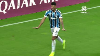 Melhores momentos de Grêmio 2 x 0 Universidad Católica, pela 5ª rodada da Libertadores